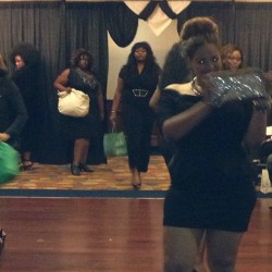 Evolution of Curves Chartity Fashion Show! The models rocked the house!!!! #plussizefashion #plussizeblogger #plusfashionshow #curvygirls #naturallycurlykinky