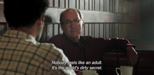 "anamorphosis-and-isolate:  ""Nobody feels like an adult. It's the world's dirty secret."""