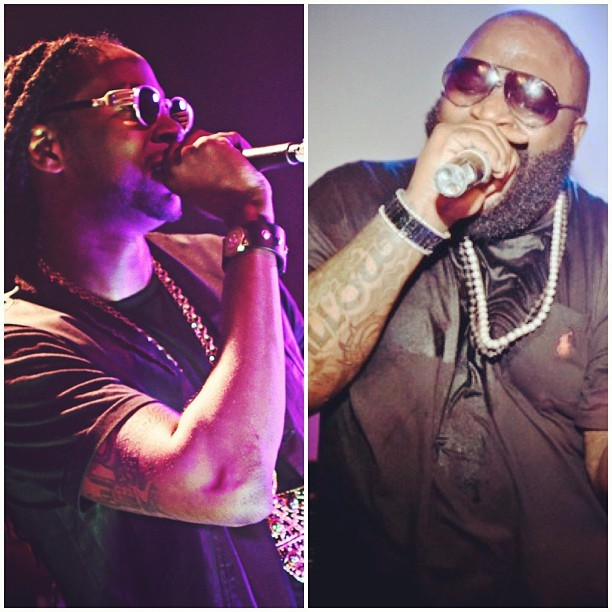2 Chainz, Rick Ross - Your #UCRSpringSplash 2013 headliners are 2 CHAINZ and RICK ROSS!!! Come get y
