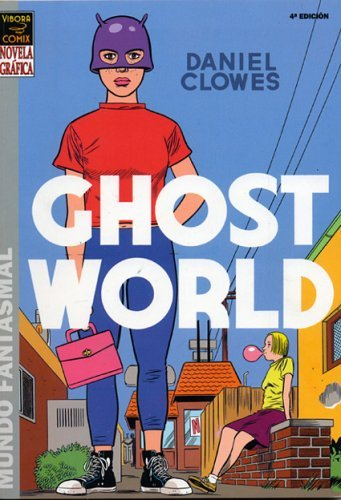 roxy-life:  I just finished reading Daniel Clowes's graphic novel Ghost World. If you haven't read it then seriously buy a copy and check it out for yourself- it's an awesome little book!