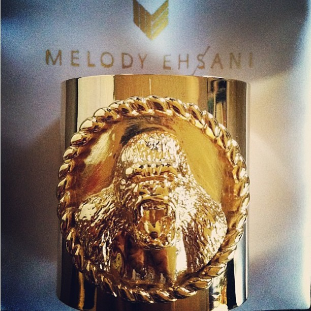This Rilla cuff is better than your cuff. #melodyehsani www.melodyehsani.com (at Melody Eh$ani Store)