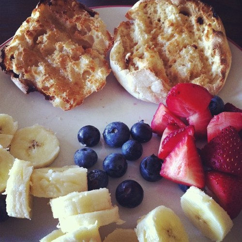 Spring #breakfast #food