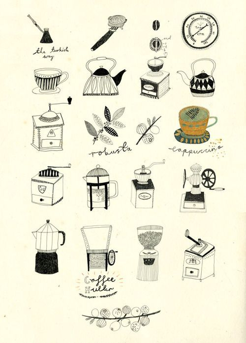 Coffee Geek - Magazine cover