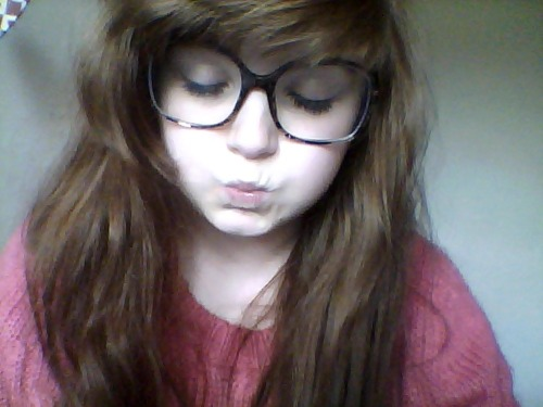 oh yeah do you guys like my new glasses i think they're pretty swell