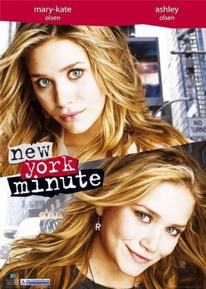 Week of Olsen Twins – New York Minute