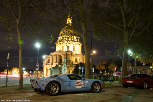 Ford GT Heritage Edition Image by Telkine