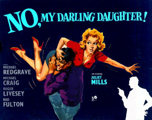 No, My Darling Daughter (1961) (by Greenman 2008)