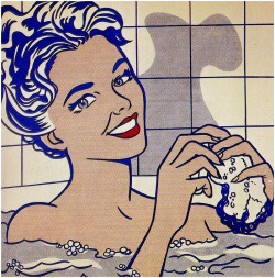 Woman in Bath, c. 1963