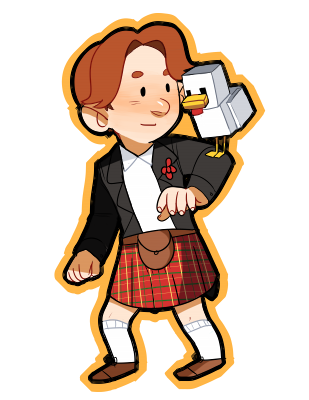 sherlocking:  yaaaay finally a ryan to complete the set  the true chicken lord