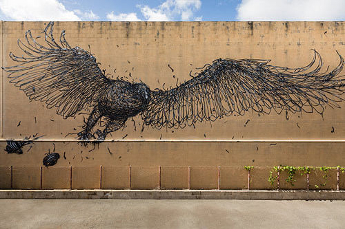 booooooom:  A gallery of (nearly) all of the walls from Pow Wow Hawaii 2013.