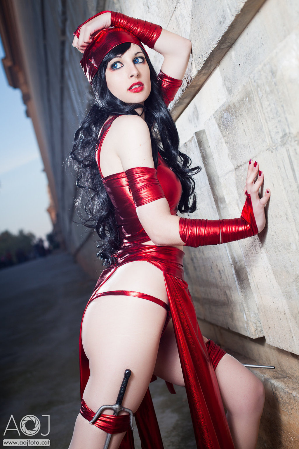 jointhecosplaynation:  Elektra by ~ivettepuig