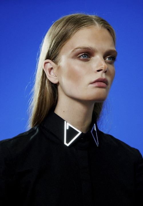 lightfeathers:  moldavia:  Dion Lee Line II F/W 2013