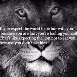 #truth #quote #life #fair