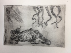 Automatic Drawing Drypoint. Alan Tofighi. 2013.