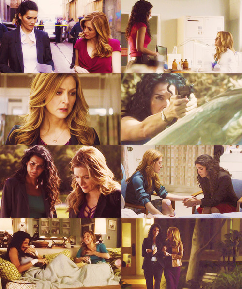 drmaurisles:  Rizzoli & Isles » our team is back in 38 days