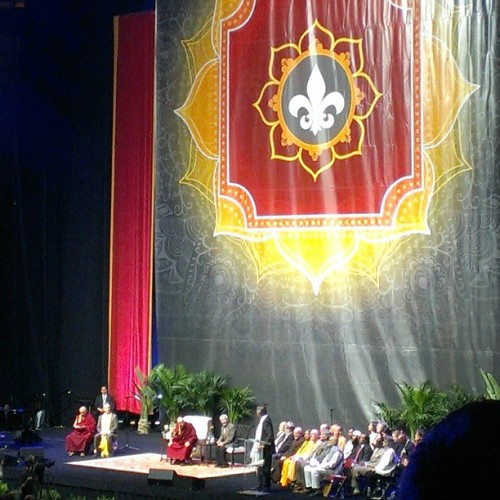 the1337beauty:  His holiness the Dalai Lama #dalailama #louisville #kentucky