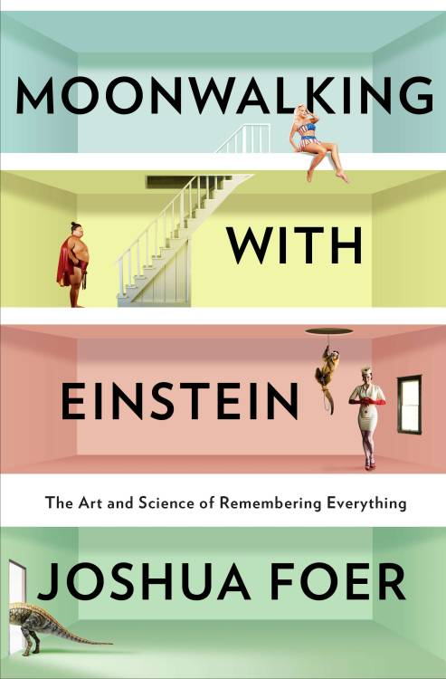Book Review: Moonwalking with Einstein by Josh Foer Like most people I have had moments when I could remember specific details of events that happened years ago and others where I couldn't remember where I left my wallet or friends birthdays. Somewhere along the lines the Moonwalking with Einstein title and cover made an impression on me and when it was time to choose a new book I decided to give it a read. I was instantly taken by Josh's writing style. A great balance of factual and anecdotal stories - I actually felt like contents of the book came in conversation sitting in the basement of his parents house where he spent a year training for his eventual winning position as the US Memory Champion. As the summaries of the book hinted, the book doesn't reveal ways on how to improve your memory overnight but more realistically explains why we somethings come naturally to our memory, why others are so difficult and how certain tasks like memorizing an entire deck of cards at records speeds under 30 seconds doesn't make someone a 'genius' but rather shows there dedication and creativity. The book also reminded me of a little game I used to play. I would sit and close my eyes, clearing my head. Then I would actively imagine nothing, which would take the form of total darkness. Then I would imaging changing the nothingness, the darkness to light - to a massive white canvas. Then I would try and find the edges or shape of the canvas, if my brain where a computer this is the moment it would crash, a way for me to break the canvas that we translate from the physical world into our minds. The only limit of our mind's canvas size are the ones we artificially put in place.  I spend most of my creative time in a day dream. Designing, placing, building in my head while walking, cooking, talking or any moment when distraction and inspiration hits. Steve Jobs mentioned in his biography that the people the that find themselves being creative aren't any smarter than others but that they are making more connections from different experiences, materials or observations, that would otherwise be stored in different places in the mind.  Moonwalking with Einstein confirmed the notion that how and where we place ideas and concepts in our mind make all the difference when it comes time to recall them. The book was a good refresher on the power and mystery of one of the most complex parts of the human body, definitely recommended.