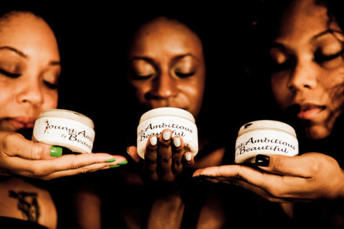 Y.A.B. Body Butters are now available! They are special edition in collaboration with our venture partner The Natural Market. 50% of the proceeds go to the charitable program Alternatives For Girls, which helps homeless and high-risk girls and young women by providing support, shelter, and outreach. Visit The Natural Market at 204 E. Grand River Detroit, MI to purchase or stay tuned for our body butters online at www.iamyab.org :-)