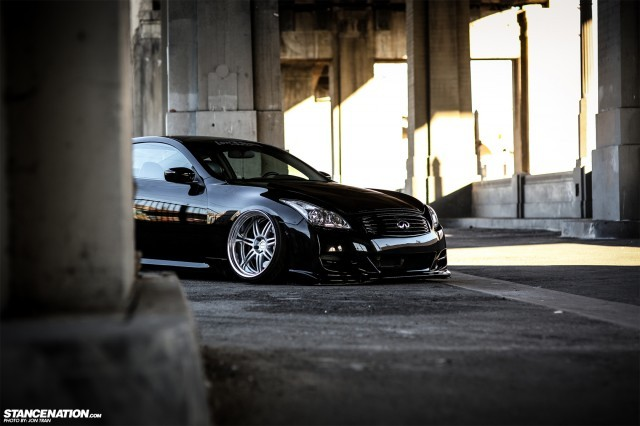 The Low N Slow Infiniti G37 Coupe