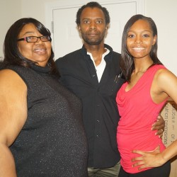 The 2 People Who Made My Birthday Week Phenomenal ! I Love My Parents ! I Had A Blast With Them Here. Enjoyed Every Minute Of It. 😘😍👪❤🎁🎉🎊❤❤❤