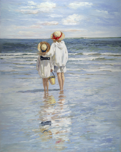 hoodoothatvoodoo:  'Early July' By Sally Swatland