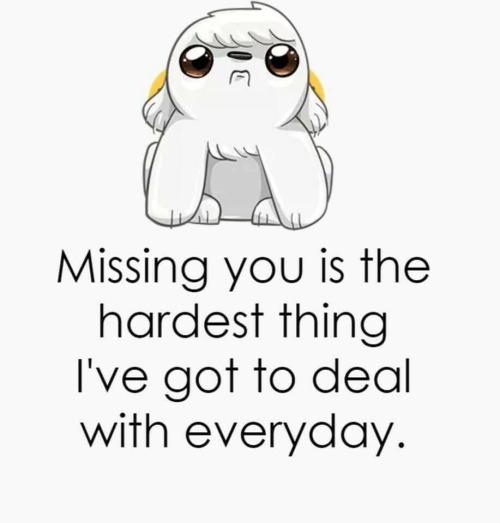 Defo 😕…soon #missing you