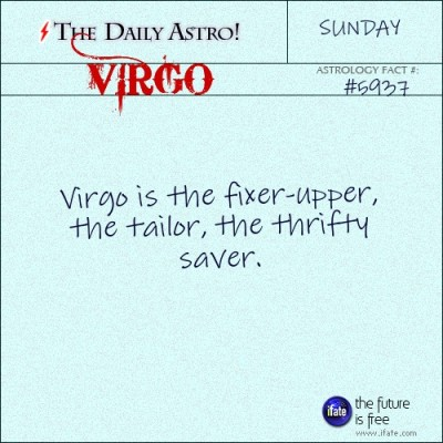 Virgo 5937: Visit The Daily Astro for more facts about Virgo.