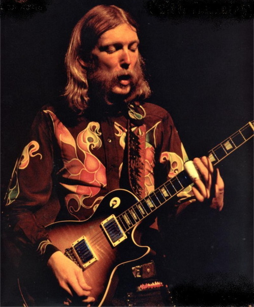 groovyman:    Duane Allman    The man himself.