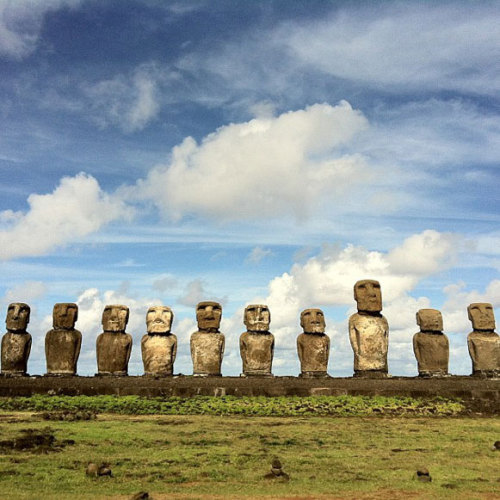 Travel With Us: Instagram Photos from Around the World | Easter Island