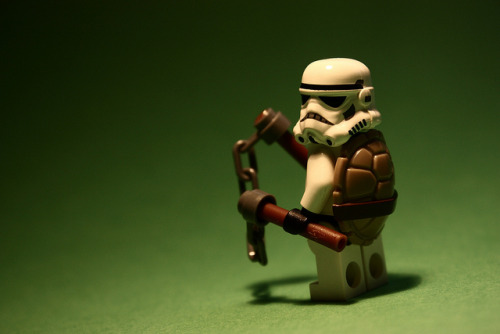 Teenage Mutant Ninja Trooper by Stéfan on Flickr.