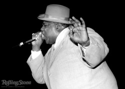 ratsoff:  rollingstone:  The Notorious B.I.G. would have been 41 years old today.  Happy birthday Biggie.