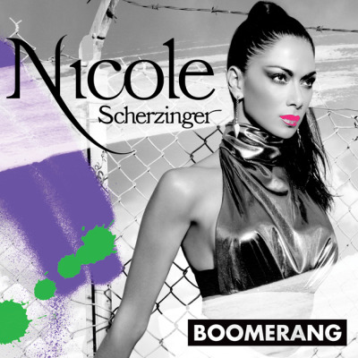 Nicole Scherzinger - Boomerang Official Single Cover Thanks to Popdirection.com
