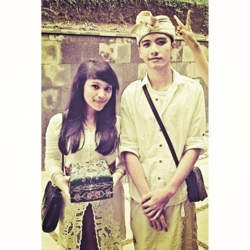 #couple #balinese #instagram 🙏👯❤