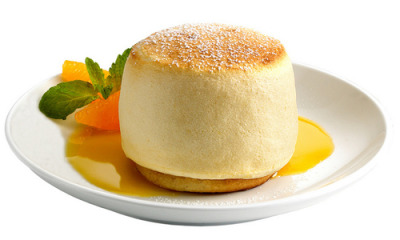 Tropical Citrus-Honey Souffle' by Kilo 66 on Flickr.