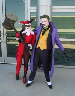 demonsee:  Joker and Harley