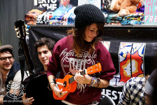 ineedtofindmywaybacktothestart:  Taylor Jardine (We Are The In Crowd) by Zain-Zia on Flickr.