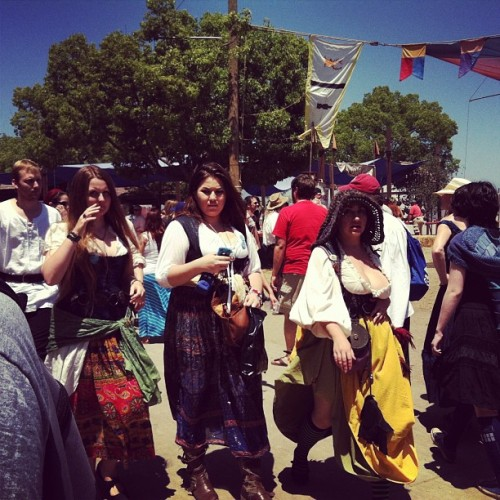 #rennfaire (at Rennaisance Pleasure Faire)