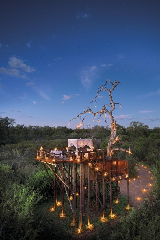 cabbagerose:  Lion Sands Ivory Lodge in the Kruger Game Reserve, South Africa via: mariatipple