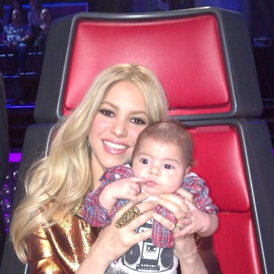 shakira:  Clearly Milan's intrigued by this performance TheVoice #5thCoach Parece que Milan está muy intrigado con este concursante #5thCoach