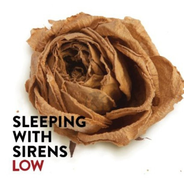 "officialwarped:  New music from Sleeping With Sirens, ""Low"" coming Tuesday  man I thought that was rotting lettuce. ha. I was wrong."