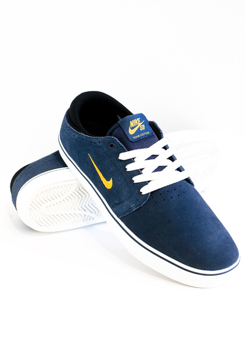 Nike SB  Team Edition.  Squadron Blue.