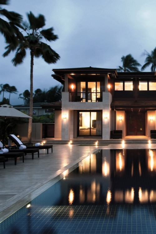 eyecndy:  Alii O Kailua Beachfront Estate | Source