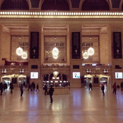 #grandcentralterminal turns 100 this month.  (at Grand Central Terminal)