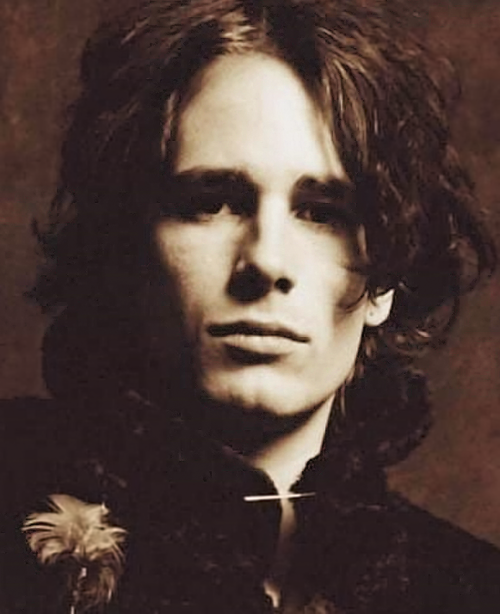 BBC 6 Music are playing Jeff Buckley's Glastonbury 1995 set right now and it is magical.