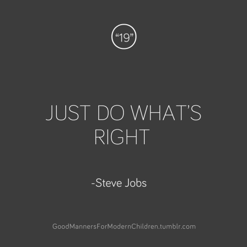 """19"" Would Steve Jobs never have said this? @jobswouldnever"