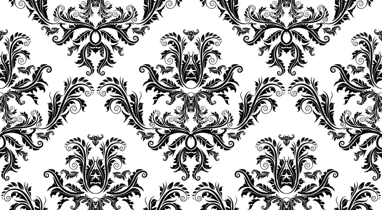 More Baroque Pattern
