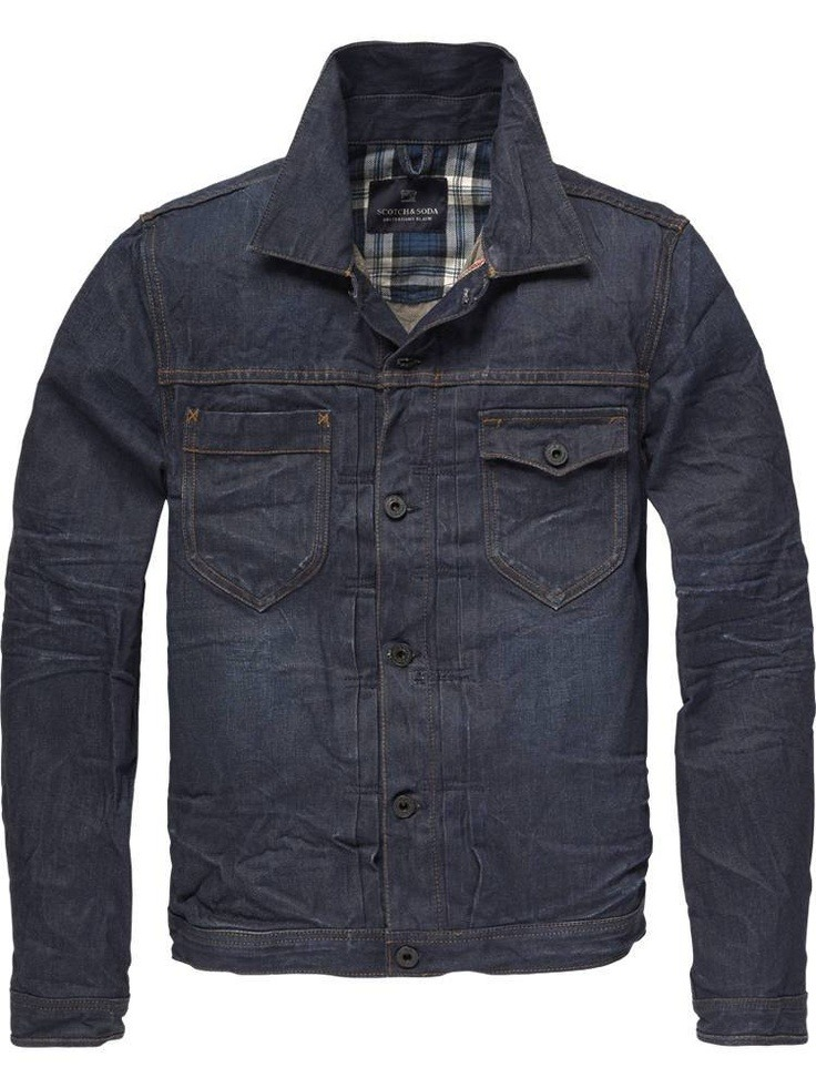 maninpink:  Constructed denim jacket - Scotch & Soda | If you know where to buy this cloth or any other alike please leave the comment in my blog. Thx. Terry