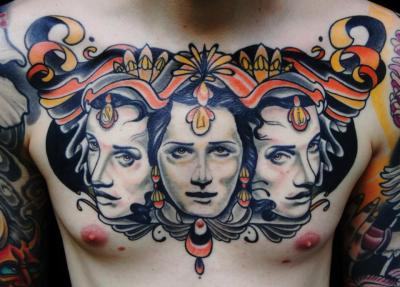 tattoosforpassionnotfashion:  done by adriaan machete