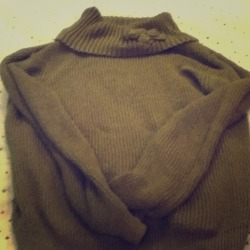 I just added this to my closet on Poshmark: Floppy turtleneck sweater. (http://bit.ly/12RUDV4) #poshmark #fashion #shopping #shopmycloset