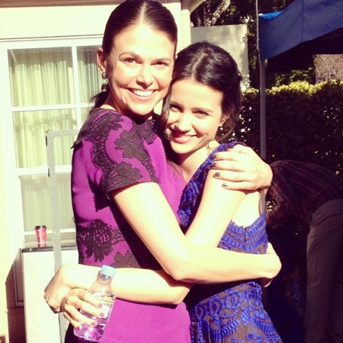 abcbunheads:  Birthday ladies! Send your love, best wishes and kisses to @JuliaGTelles and @sfosternyc ! !  Friendly reminder that Sutton Foster is 38.